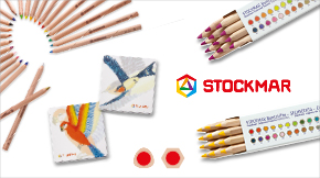 New Stockmar coloured pencils